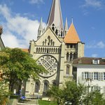 Photo de Cathédrale de Lausanne