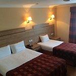Corrs Corner Hotel Room
