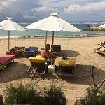 Foto de Diwangkara Beach Hotel & Resort