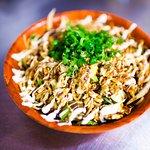 yakisoba original (plato de la casa)