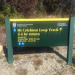 Mt Crichton Loop Track Foto