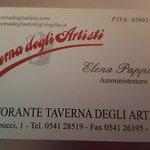 Taverna degli Artisti Foto
