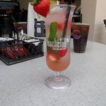 Strawberry Fields Mojito