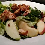 Apple & Cran Chicken Salad