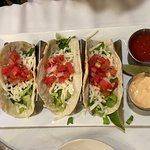 Paula's on Main - Fish Tacos