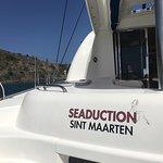 The Seaduction catamaran 46'
