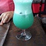cocktail royal blue