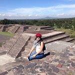 Foto di Teotihuacan