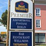 Best Western Premier Airporthotel Fontane Berlin Foto