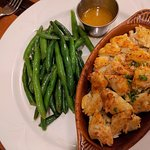 Broiled Crab at Captain's Table