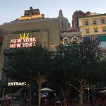 New York - New York Hotel and Casino Foto
