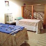 Ozonoterapia y otras terapias en camilla