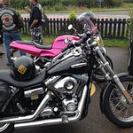 Bikers day over 100 all for charity raised over £1100 well done