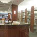 Extensive books in library