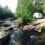 Merveilleux camping!