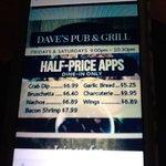 Foto de Dave's Pub & Grill