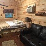 Photo de Cabins of Asheville