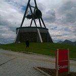 Montagna Kronplatz Foto