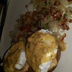 Eggs New Orleans