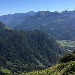 Au sommet du Piémont du Rey (Louvie-Juzon)