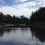 Outlet river