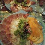 Assiette à 11.50 euros