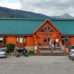 Caribou Grill restaurant, Valemount BC