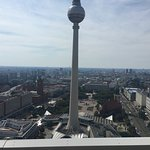 Foto de Park Inn by Radisson Berlin Alexanderplatz