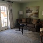 Suite Sitting Area - Pendleton Guesthouse