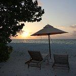 Sonnenuntergang Beach Pool Villa