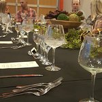 table for sixteen