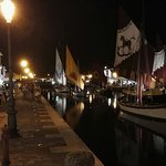 Leccornie e porto canale