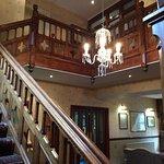 Lobby und Treppenhaus