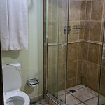 Toilet and Shower