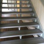 Splintered Wooden Steps
