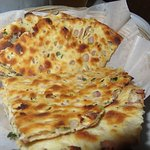 Onion Kulchas -- delicious