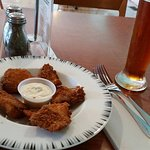 Fish sticks with a DC Brau