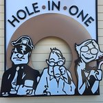 Hole In One Foto
