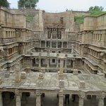 The step well in Patan
