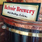 An Old Brewing Vessel Closeup