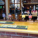 The Handpumps And Cask Beer Choice