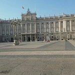 Palacio Real ,Viva el Rey