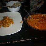 Khoya Malai Lamb: Delicate Lamb Stew, Cashew Cream Sauce, Cardamom-Saffron Vapor