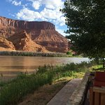 Beautiful setting along the Colorado River.