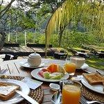 Desayuno en Maya Ubud