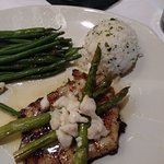 Chilean Sea Bass with Jasmine Rice & Green Beans