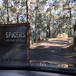 Entrance to Spicers
