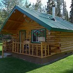 Log Cabin Wilderness Lodge Foto