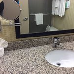 King Room we had on 8/27/16 very comfortable this Holiday Inn Airport West THEY KNOW WHAT CUSTOM