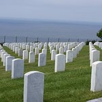 Peaceful resting place for those that have served.
